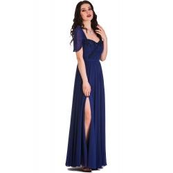 Rochie de seara bleumarin
